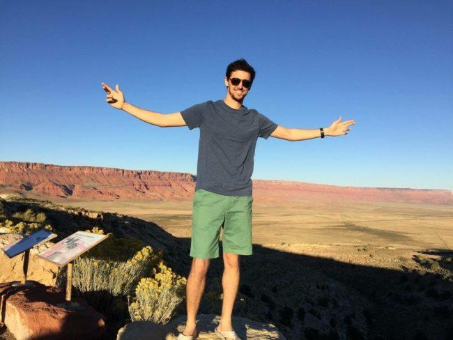 foto+viajando+con+fran blogger de viajes