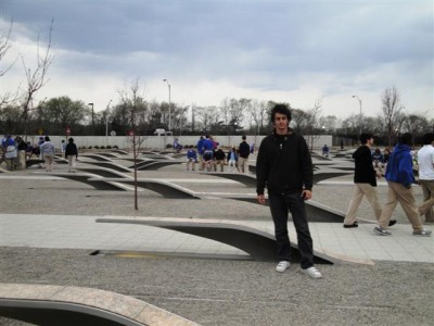 pentagon+memorial+washington