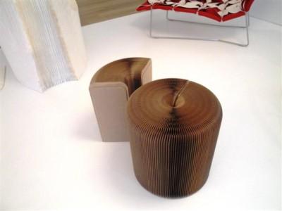 silla+carton+corrugado