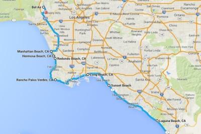 pueblos de california