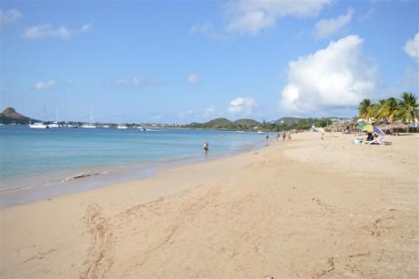 rodney+bay+st+lucia+beach