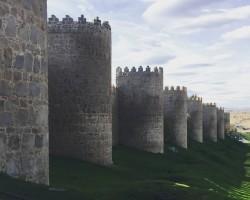 muralla+avila