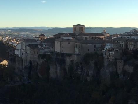 casas+colgando+cuenca ciudad medieval