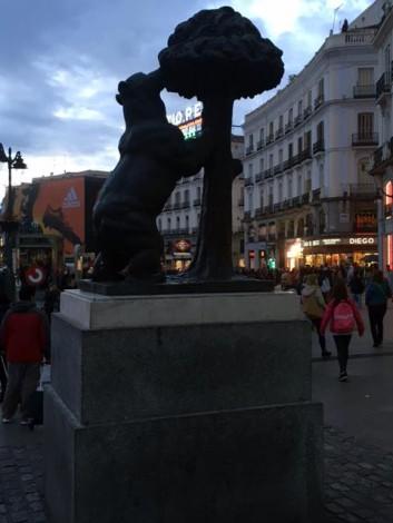 oso+famoso+madrid