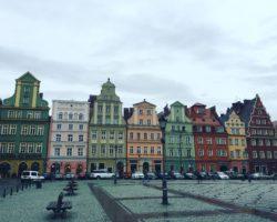 casas+colores+polonia