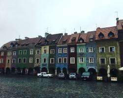 casas+colores+poznan+polonia