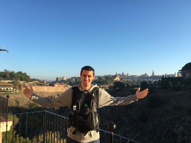 viaje de 2 meses por Europa