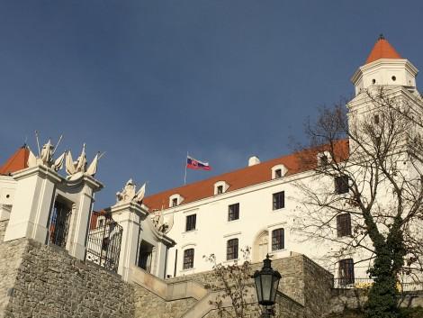 castillo+bratislava