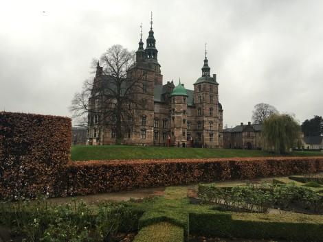 castillo+copenhage+dinamarca