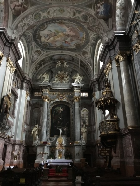 iglesia+bratislava