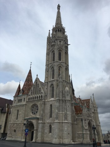 iglesia+budapest