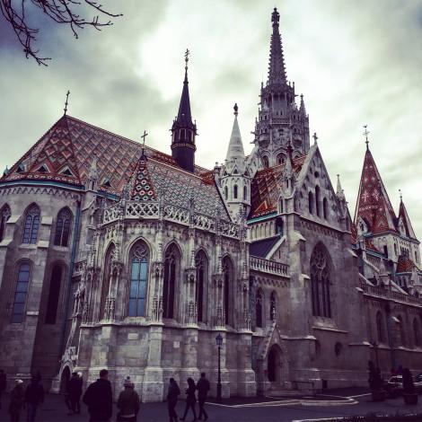 iglesia+budapest+techo