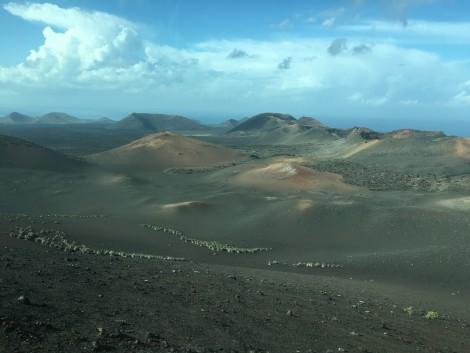 volcan+timanfaya+lanzarote naturaleza en lanzarote