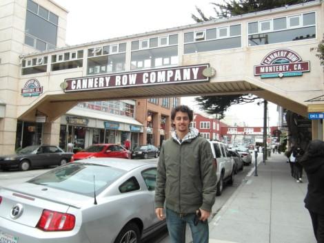 cannery+row+company+monterey visitar monterey en california