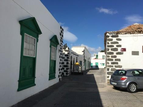 Una de las calles