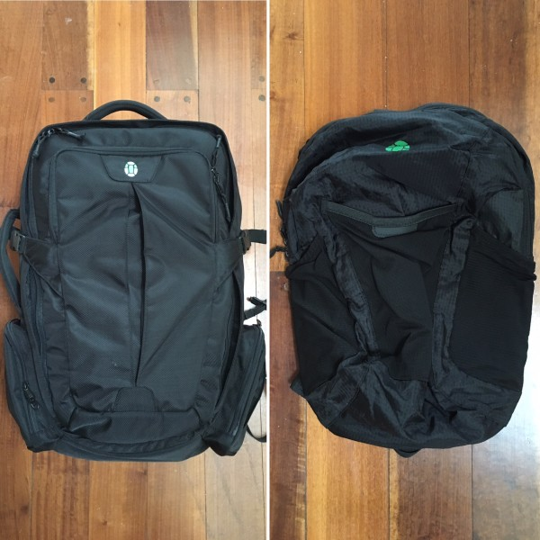 mochila+viajes+mochilero+europa Que llevar en la mochila