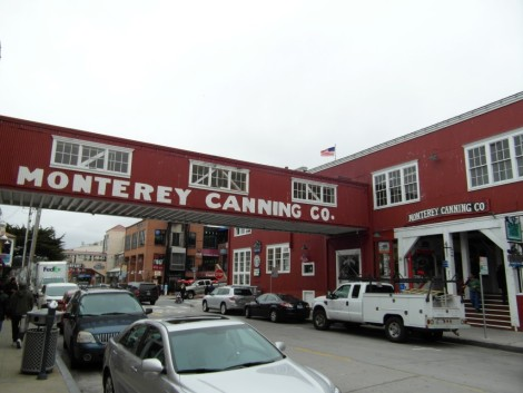 monterey+cannery+row visitar monterey california