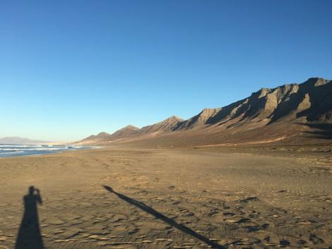 playa+cofete+fuerteventura en la isla de fuerteventura