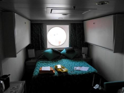 camarote+crucero+islas+habitacion tipos de alojamientos
