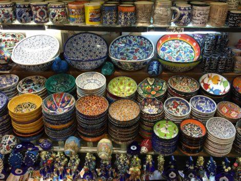 colores+gran+bazar+turquia estambul la puerta oriente