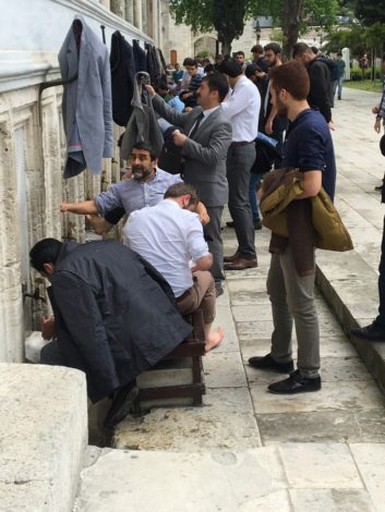 entrada+mezquita+estambul+turquia estambul la puerta oriente