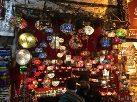 lamparas+gran+bazar+mercado+turquia estambul la puerta oriente