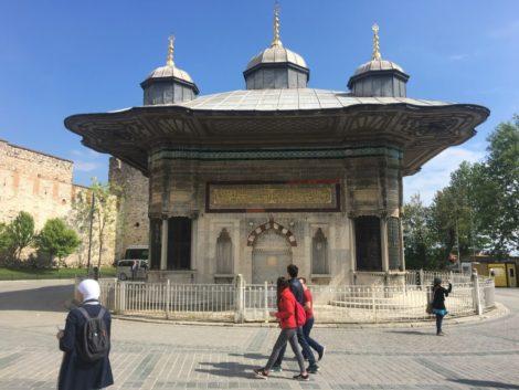 palacio+topkapi+estambul+afuera estambul la puerta oriente