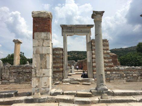 columnas+turquia+efeso