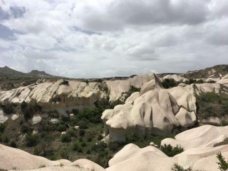 rocas+capadoccia+turquia caminar capadoccia