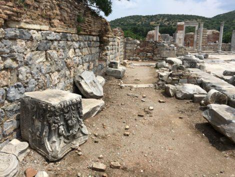 ruinas+efeso+turquia+piedras ruinas efeso