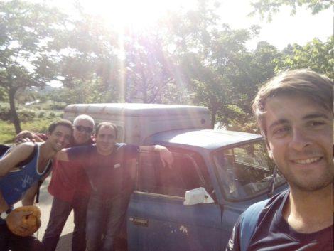 autostop+georgia+batumi+chakvi