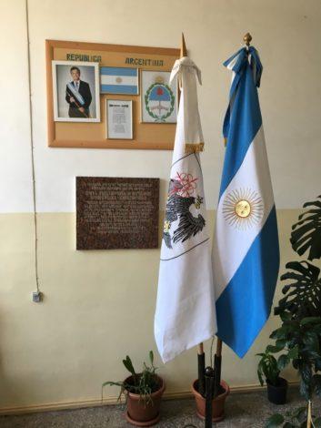 bandera+argentina+escuela+yerevan