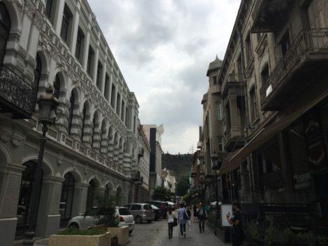 casas+tbilisi+georgia tbilisi la capital