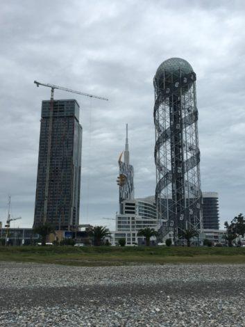 edificios+modernos+batumi