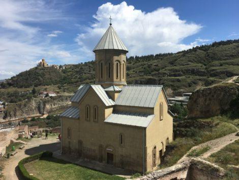 iglesia+tbilisi+georgia+vista tbilisi la capital