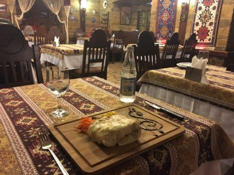 comidarestaurantbaku visitar baku azerbaiyan