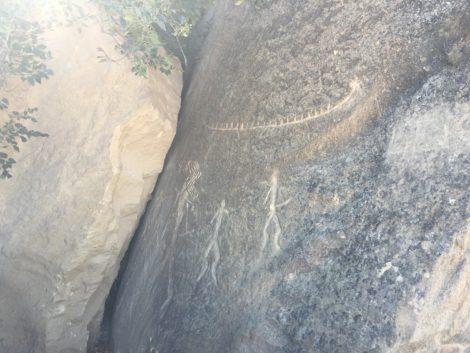 gobustanpictoricdrawings volcanes de barro
