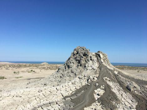 volcanesbarroazerbaiyan volcanes de barro