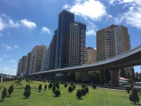 edificiosbakuazerbaijan visitar baku azerbaiyan