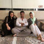 familia+kurdistan+iran