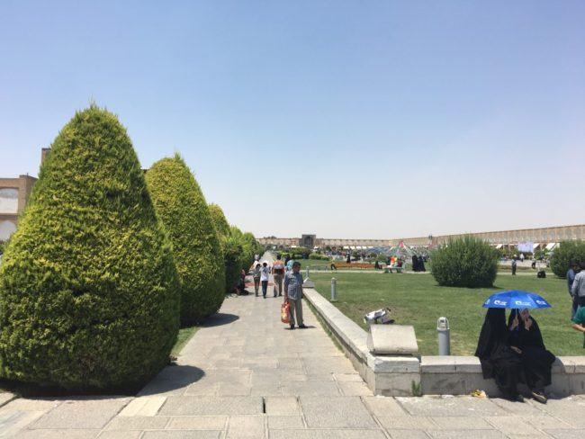 ciudad de isfahan