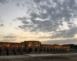 puente esfahan iran