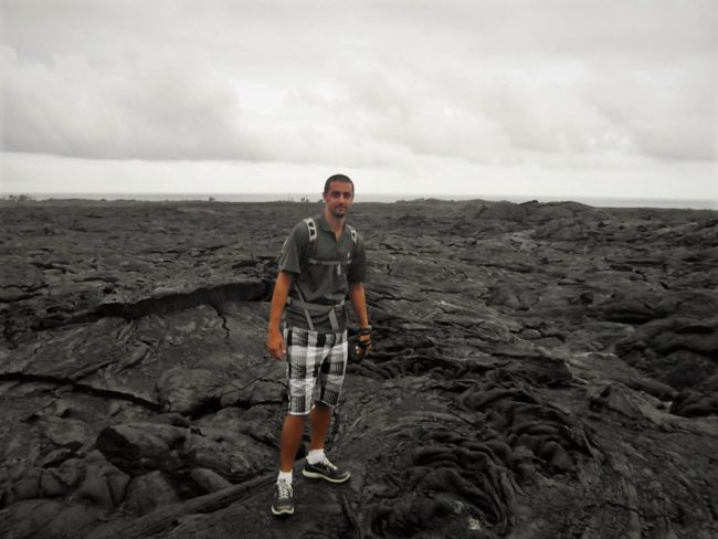 volcan hawaii