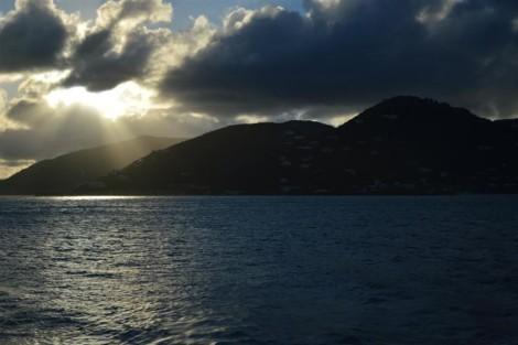 un dia en las islas virgenes