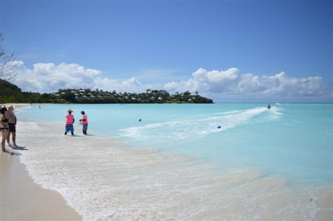 una playa mejor