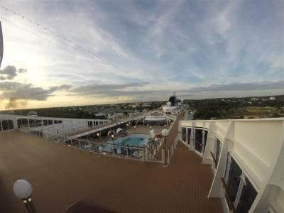 viaje de crucero por el caribe