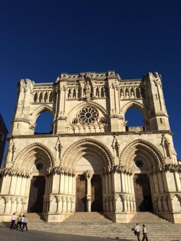 catedral+cuenca ciudad medieval