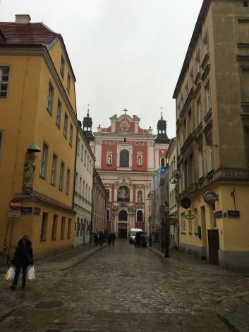 los colores de poznan