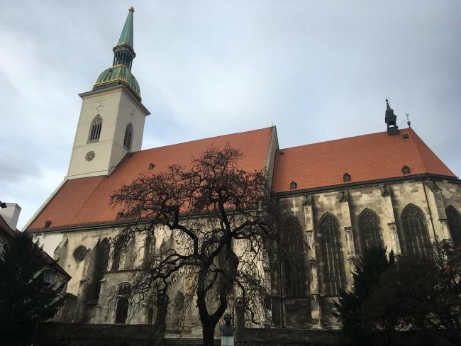 catedral+bratislava