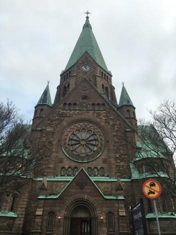 iglesia+antigua+estocolmo un día en estocolmo